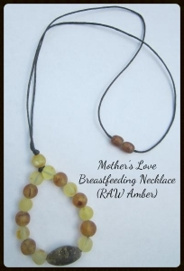 amber necklace2 Baby on the Way Giveaway