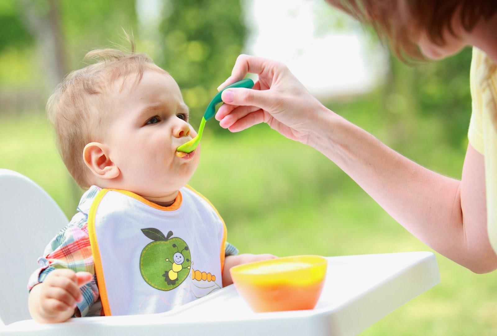 Pemakanan Herba Untuk Bayi Boleh Atau Tidak