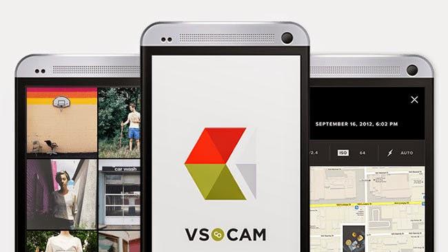 VSCO Cam - HTC