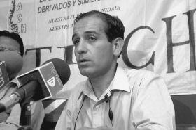 Resultado de imagen para gremialista peronista  Efraín García