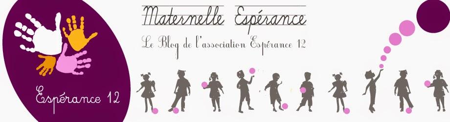 Le Blog de la Maternelle Espérance