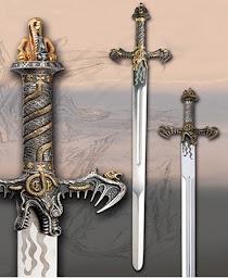 Artesanía y espadas de Toledo