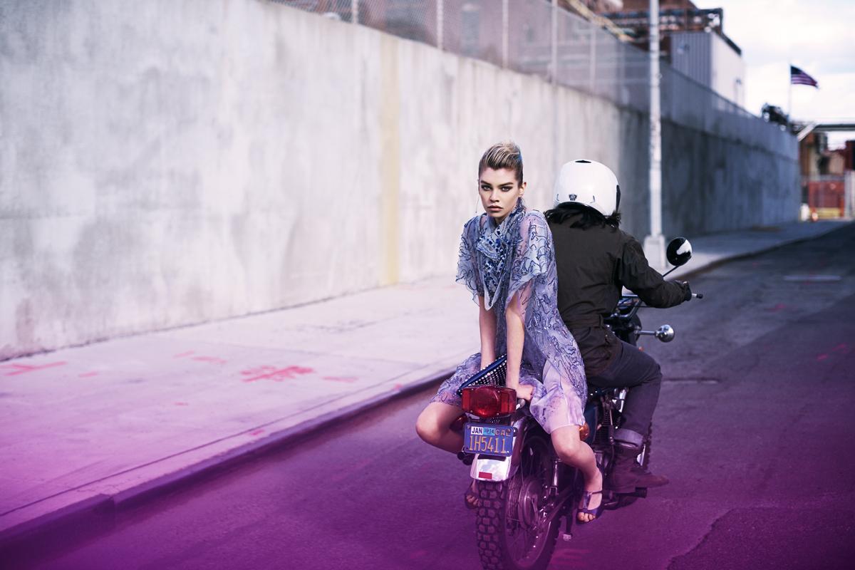 Stella Maxwell x Vogue Brasil May 2017   Vogue brazil