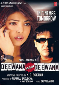 Deewana Main Deewana (2013) DVDRip Download Full Movie 700mb