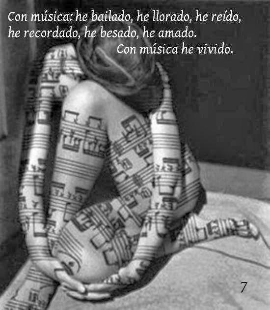 LA MUSICA ES PARTE DE MI