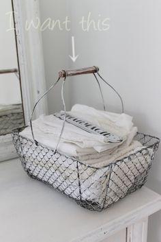 Vivre shabby chic nuova lista una laundry room perfetta - Asciugare panni in casa ...