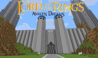 Awaken Dreams - Lord of the Rings Mod in Minecraft
