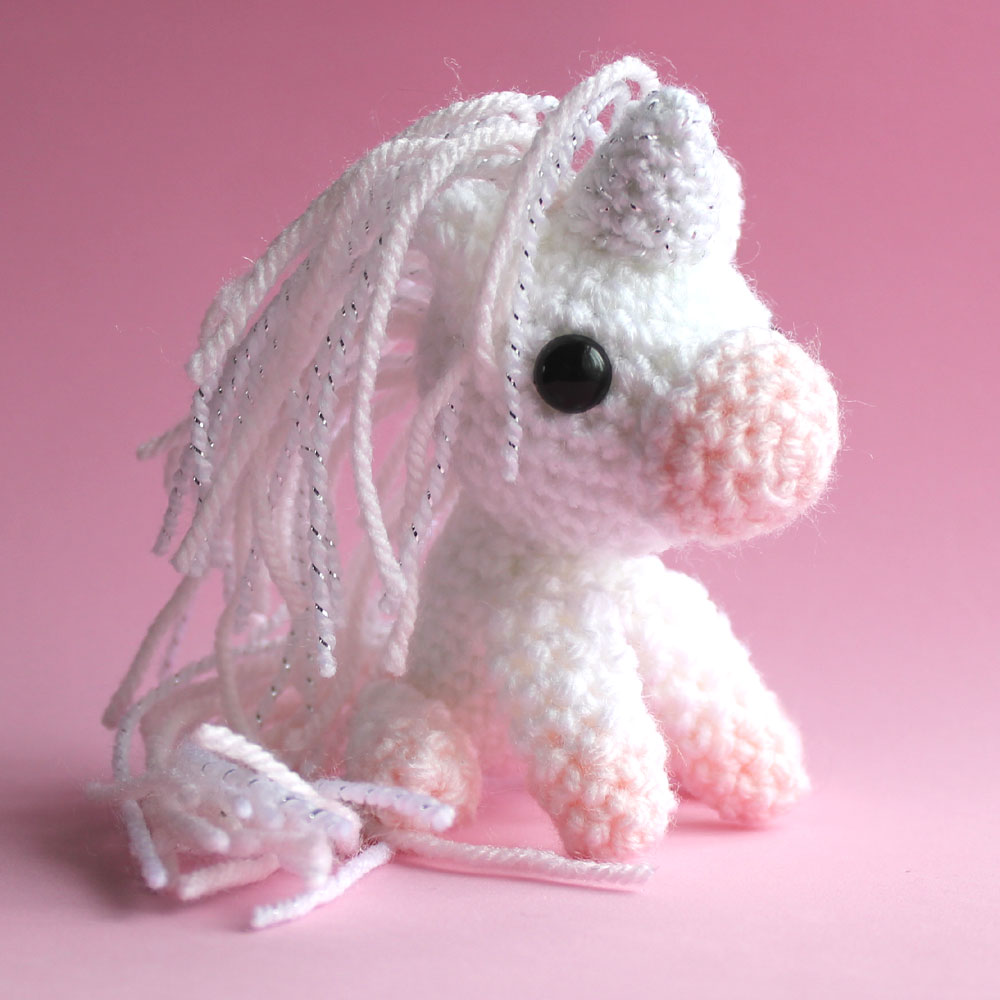 Crochet Unicorn : Cute Designs UK - Amigurumi, Kawaii and Plush Love: Amigurumi Unicorn
