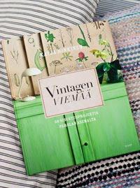 Kirjamme Vintagen viemää