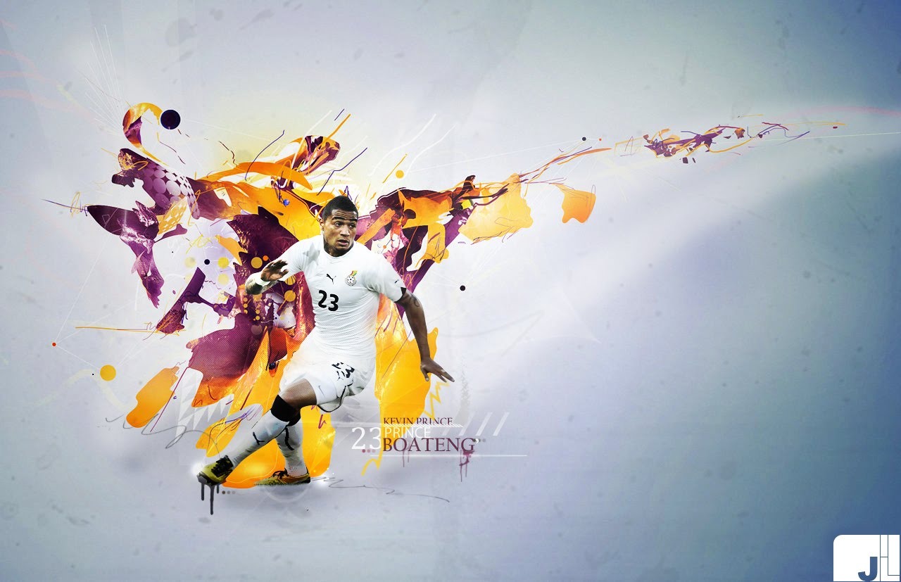 3bpblogspot R1Lfra 5klo Cool Sports Players Test Prince Boateng Wallpapers