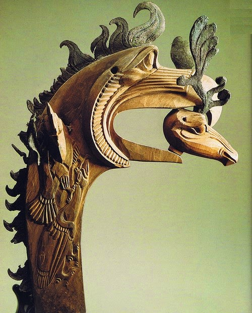 Scythian Gryphon and the Stag