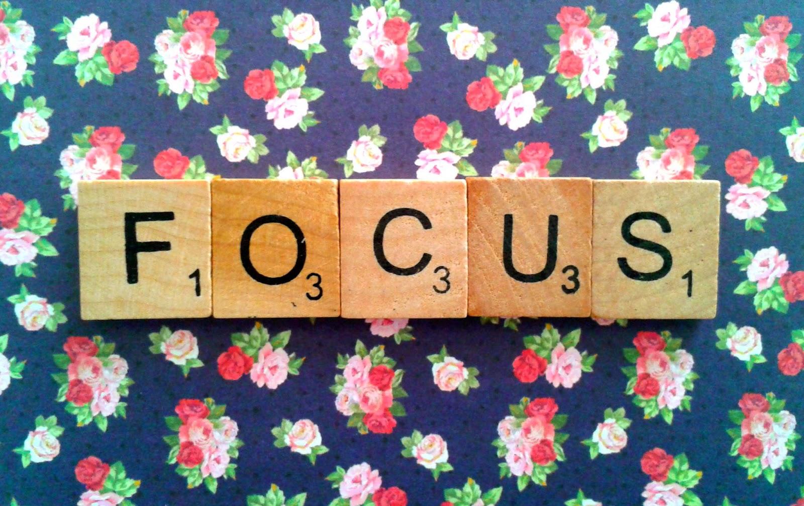 Focus & embrace happy // 76sunflowers