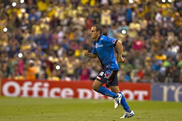 Cuauhtémoc Blanco despedida del estadio Azteca ante el América en el Clausura 2015 | Ximinia