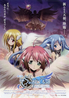 Watch Heaven's Lost Property the Movie: The Angeloid of Clockwork (2011) movie free online