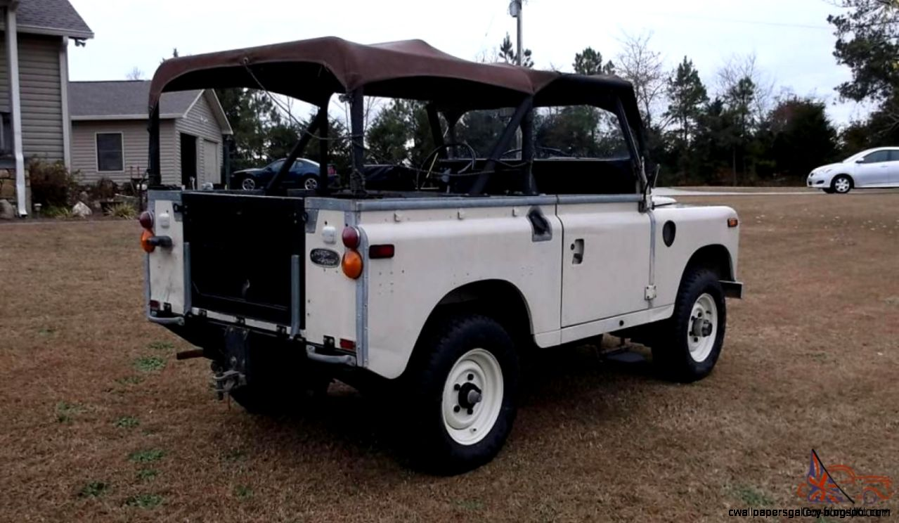 Land Rover Series III 1972 for Sale