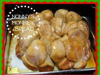 Nonny's Monkey Bread