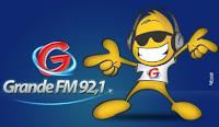 ouvir a Rádio Grande FM 92,1 ao vivo e online Dourados