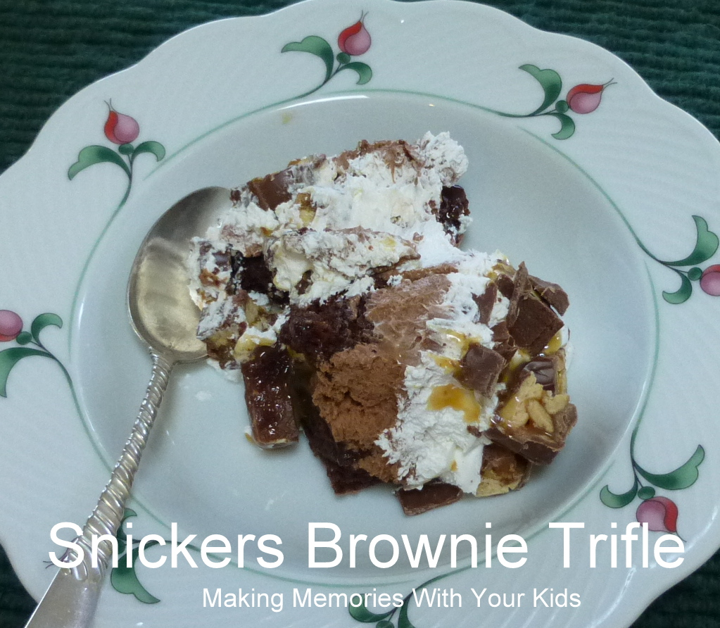 Трайфлы сникерс рецепты с пошагово