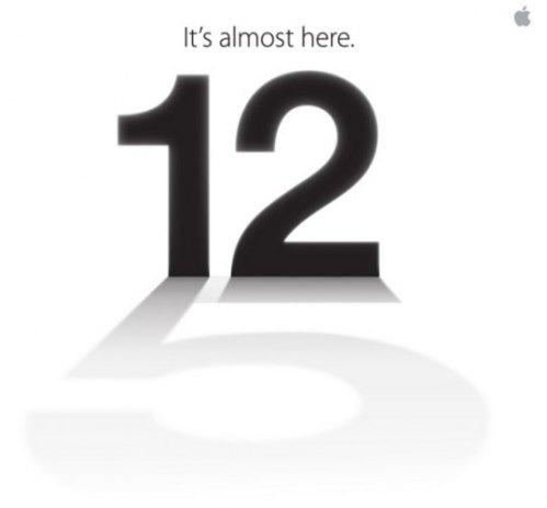 Il 12 settembre Apple presenterà il nuovo iPhone durante il suo evento a San Francisco