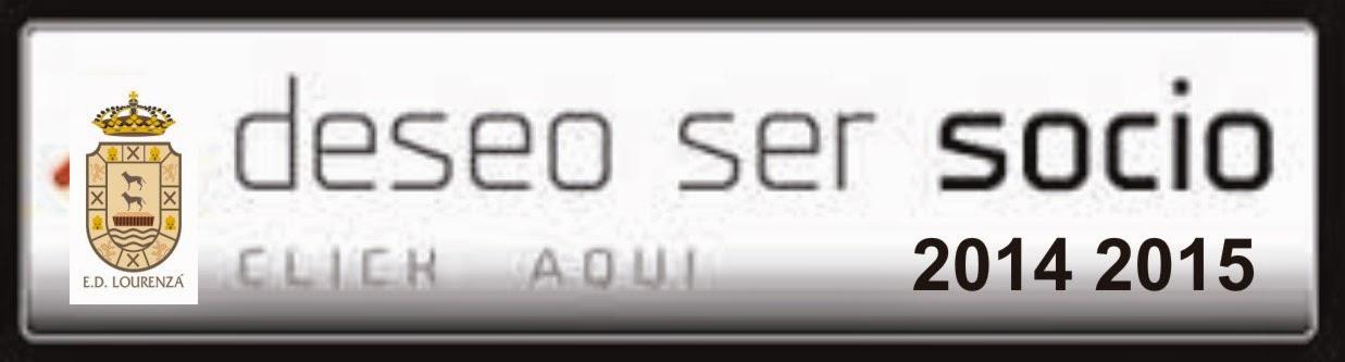 ALTA SOCIO 2014/2015