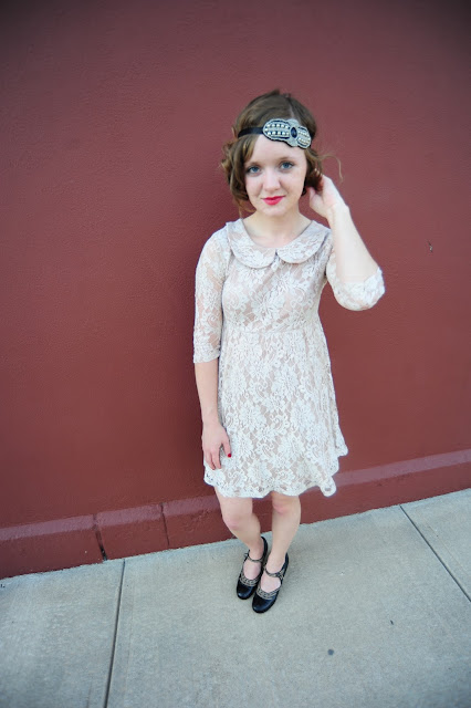 Flashback Summer: 1920s Photo Shoot