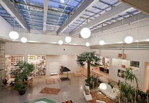 fresh living room decorating ideas with indoor garden