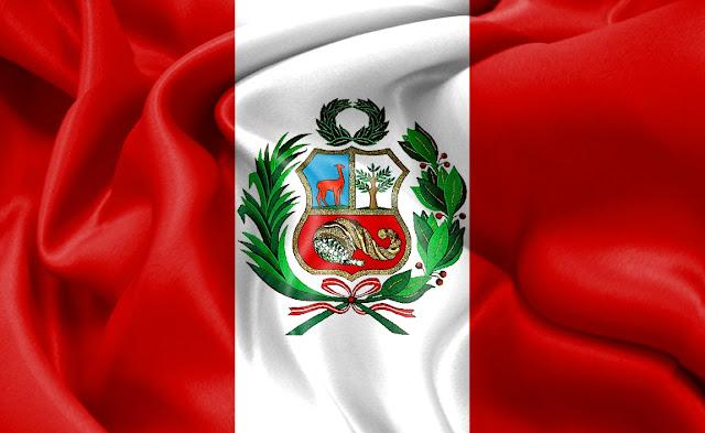 La Bandera De Peru