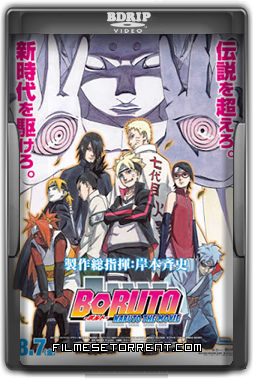 Boruto - Naruto the Movie Torrent Dublado