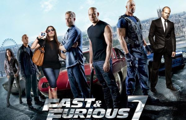 """Fast & Furious 7"" Roars Off With Record-Breaking $143 million Opening Weekend"