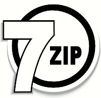 7-zip aplikasi gratis untuk membuat file arsip / file kompres