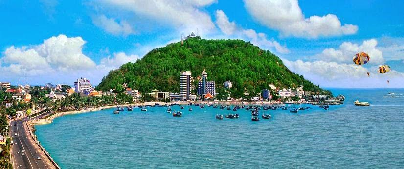 du lịch thành phố biển vũng tàu