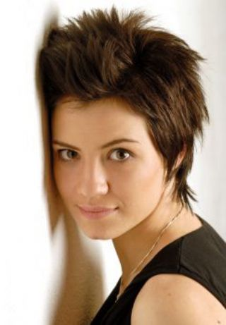 emo girl short hairstyles. little girl short hairstyles.