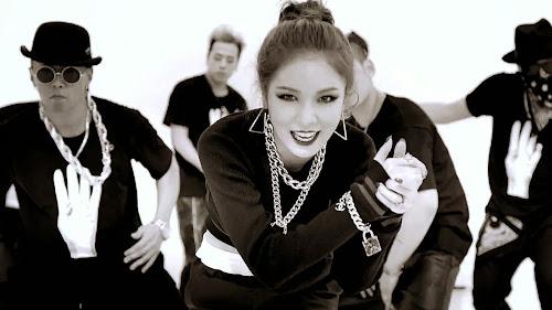 4minute Hyuna Crazy