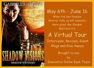 Gabriella Hewitt's Shadow Visions Tour