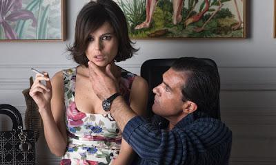 Antonio Banderas y Elena Anaya en una escena de La piel que habito, de Pedro Almodóvar
