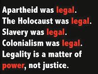 Legalities....