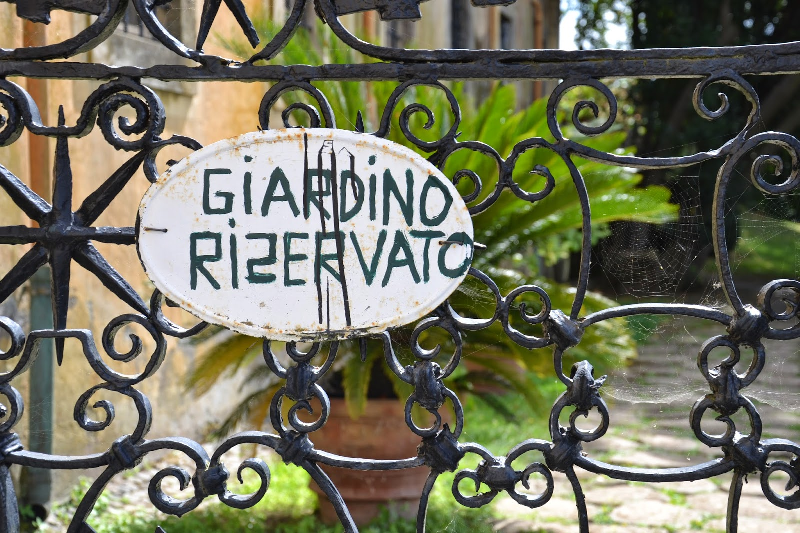 jardins villa aldobrandini