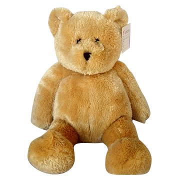 Kalau aku dapat teddy bear besar,