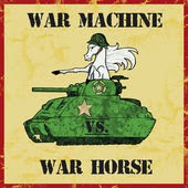 Subscribe to War Machine Vs War Horse on iTunes