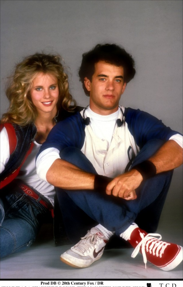 tom hanks wife and kids. Lori Singer and Tom Hanks.