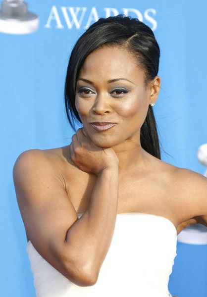 Actress Robin Givens