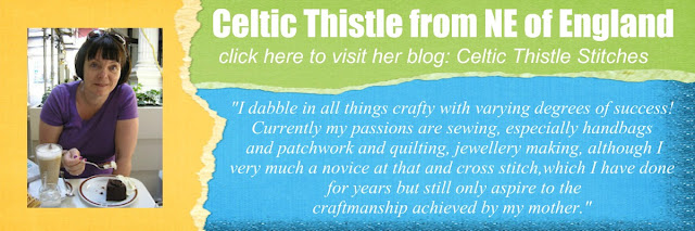 Visit Celtic Thistle Stitches!