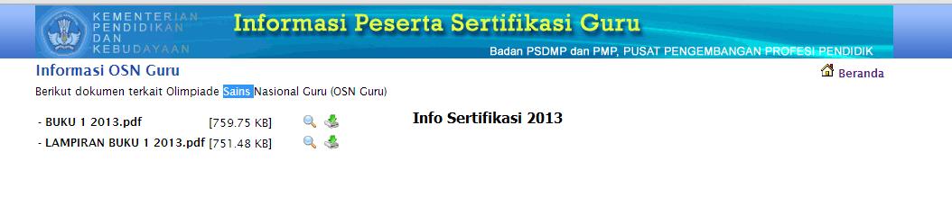 sertifikasi guru 2013 selamat bertemu di info sertikasi guru salam