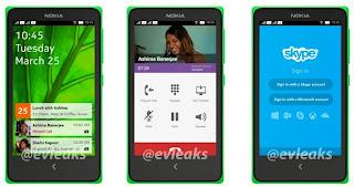 Di Konfirmasi! Inilah Spesifikasi Nokia X Normandy