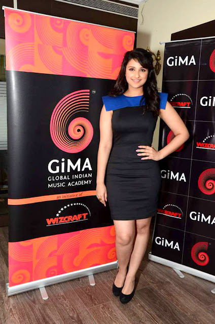 Parineeti Chopra hot GIMA Press Meet photos