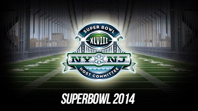 Superbowl 2014 logo