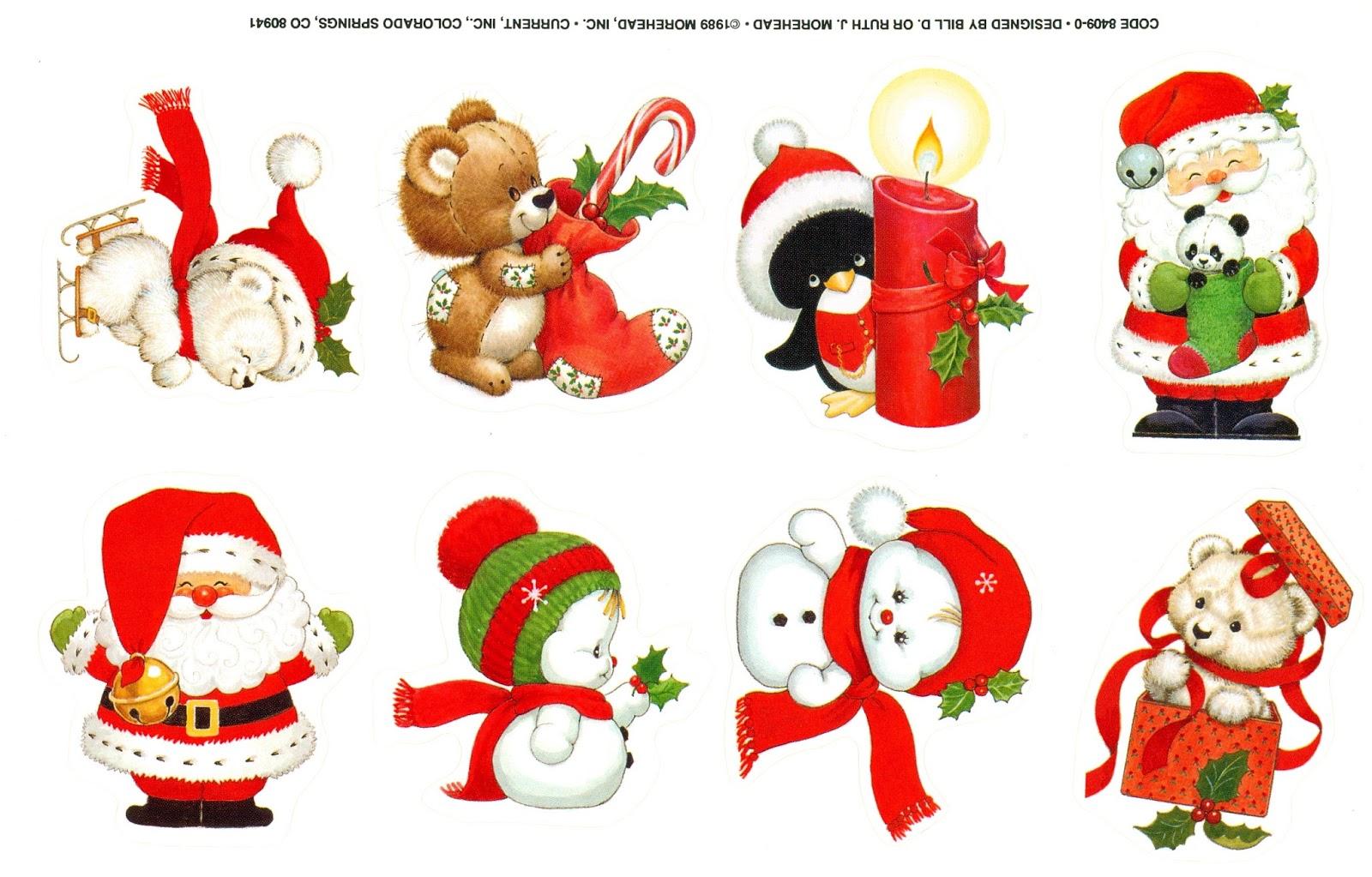 Motivos navidad para imprimir
