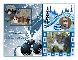 Merry Christmas Alasandra the cats and dogs!