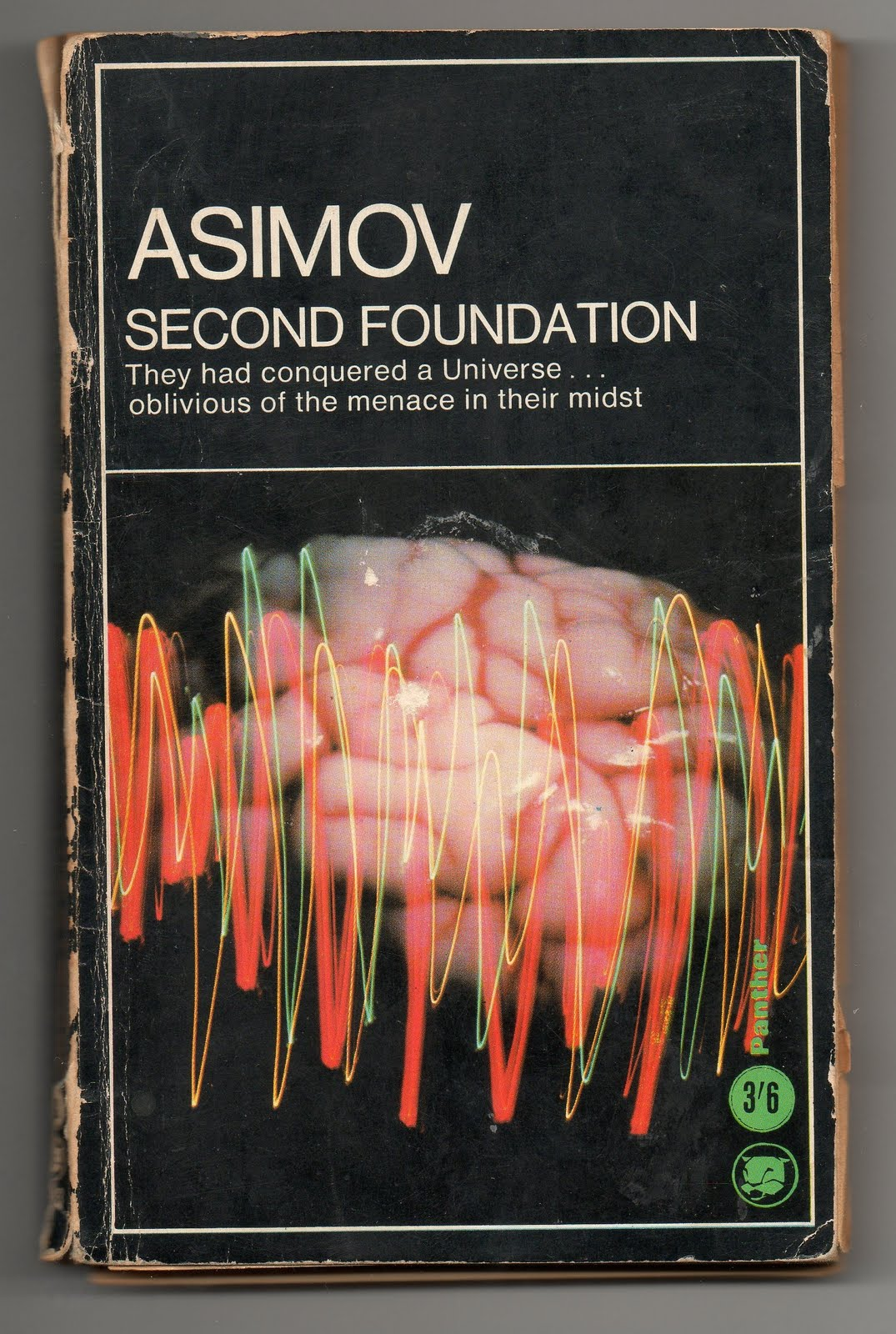 Eight Miles Higher: ISAAC ASIMOV: The Foundation Trilogy