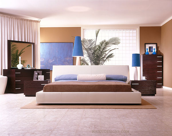 Nice Green Is A Very Soothing Color. Its A Gentle Shade Which Is Relaxing And  Easy On Eyes. The Bedroom Set In Light Color Wood And Compliments The  Lovely Wall ...